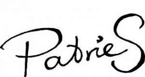 Patries - handgeschreven klein